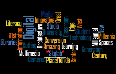 UWF Libraries - About Digital & Learning Technologies